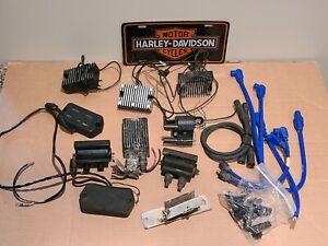 Harley Davidson Sportster Shovelhead OEM Ignition Coils