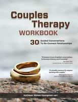 Couples Therapy Workbook by Kathleen Mates-Youngman