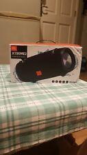 JBL XTREME 2 PortableWireless Speaker Black Waterproof SplashproofBluetooth