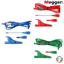 Megger 1001-991 3 Fili onu-fuso Set Test Cavi Tensione 1500 & 1700 Multifunzione