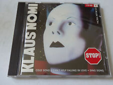 KLAUS NOMI : The Collection  > VG (CD)