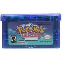 Pokemon Glazed Version USA Video Game Cartridge Nintendo GBA 32 bit