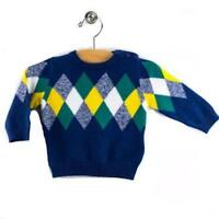 NWT!Mayoral Baby Boys Diamond Knit Sweater