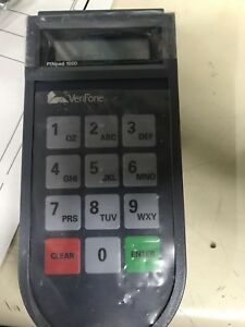 VERIFONE PINPAD 1000 BRAND-NEW IN BOX WITH 10776 INTERFACE KIT