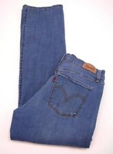 Levis Womens 515 Boot Cut  Jeans Size 8 28X31 Stretch Low Rise