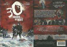 DVD - 30 JOURS DE NUIT avec JOSH HARTNETT - COLLECTOR / COMME NEUF - LIKE NEW