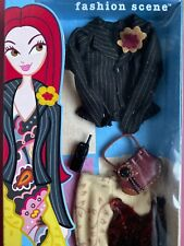 MY SCENE BARBIE FASHION SCENE DOLL CLOTHES OUTFIT SET B3296 B5043 COMPLETE NRFB