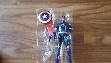 """Marvel Legends Secret War Captain America Abomination Wave NO BAF 6"""" LOOSE"""