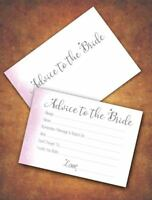 10x Hen Party Accessories Advice To The Bride Hen Party Games 2020 Cards