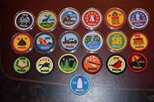 2010 Official LE Phish Merit Badge Set