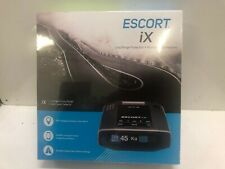 NEW Escort iX Long Range Radar Laser Detector Voice Alert Bluetooth smartphone