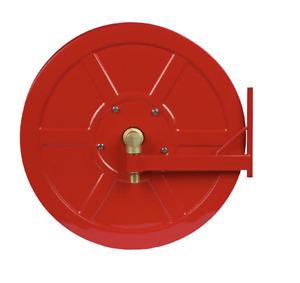 Schlauchhaspel für Wandhydrant bis 35m formstabiler Schlauch Haspel 600mm
