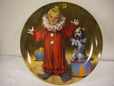 "1982 Knowles-Reco, ""Tommy the Clown"" First in Children's Circus Coll."