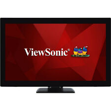 "ViewSonic TD2760 27"" 1920x1080 16:9 10-point Touch LCD Monitor"