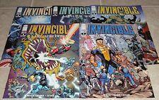 Image Comics Invincible Universe 1 2 3 4 5 Robert Kirkman