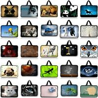 """Animals 10"""" 10.1"""" 10.2"""" Computer/Laptop/Tablet Bag  Case Sleeve Cover Pouch"""
