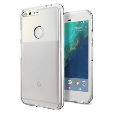 Pixel XL Case | Spigen® [Ultra Hybrid] Bumper Clear Shockproof Slim Cover Case
