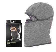 Nike Unisex Thema Sphere Running Neck Warmer Gray Face Mask Beanie AC9754-019