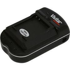 Vivitar Canon Camera Charger VIV-SC-CAN + NB2L NB4L-NB8L LPE5 LPE8 AC Outlet