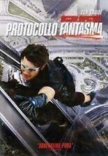 Dvd MISSION IMPOSSIBLE 4 *** Protocollo Fantasma ***......NUOVO