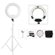 Yidoblo FS-480II Bi-color Continuous Dimmable LED Studio Ring Light + bag set
