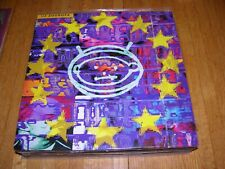 New Sealed 1993 Vinyl Record LP - U2 - Zooropa  made in England