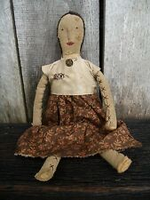 PATTERN~ON CD/MY GRAND MOTHERS DOLL/GRUBBY/HAND MADE/MY PRIMITIVE SALTBOX/PT108