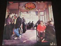 The Kinks rare '71 Japan 1st press LP Muswell Hillbillies on RCA PG-107  mint-