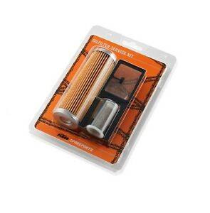 NEW KTM TUNE UP OIL FILTER AND GASKET KIT LC8 950 990 2003-2012 00050000065