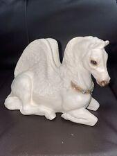 Vintage Windstone Editions Pena Pegasus Figurine Mother Female 1992-Mint 6�