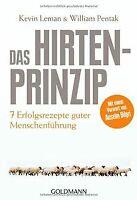 Das Hirtenprinzip: Sieben Erfolgsrezepte guter Menschenf... | Buch | Zustand gut
