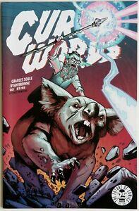 Curse Words #2 2nd print - Image Comics - Charles Soule - Ryan Browne
