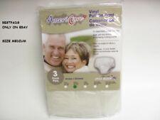 9 Adult Waterproof Soft Vinyl Plastic Pant Diaper Incontinent  Medium size