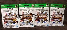 Kre-O Transformers Micro Changers Blind Bags ~Collection 3 ~ 4-PACK ~NEW/SEALED