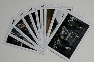 PEAKY BLINDERS JobLot Bulk Set Autograph Signed PHOTO Prints Gift Season 1-6