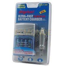 Ni-mh Ni-CD cargador de batería 2-hr + 4 Pilas Ni-MH 2000 mAh