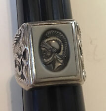 Mens Sterling Ring- Size 9 1/2