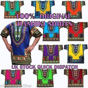 Dashiki Shirt Hippie Mexican Afro Gringo Poncho Tribal Unisex Festival T-Shirts