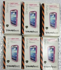 LOT OF 6: BODY GLOVE ToughSuit Case for Samsung Galaxy S4