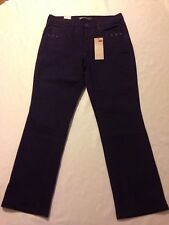 nwt Levi's #505 Straight Leg Purple jeans women's size 10 (waist 32 inseam 28.5)