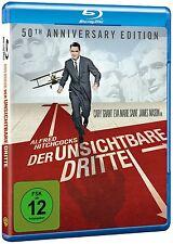 Der unsichtbare Dritte [Blu-ray](NEU & OVP) mit Cary Grant von Alfred Hitchcock