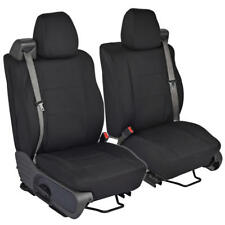 Custom Fit Seat Covers for Ford F-150 2004-08 Front Pair (3 Color) Built-in Seat