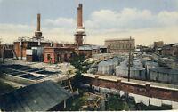 Ansichtskarte Câmpina Erdöl Raffinerie 1916 Rumänien Romania