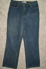 Women's Size 14  Faded Glory Bootcut Blue Jeans