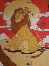 vintage the lion kind single quilt cover