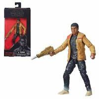 """Star Wars: The Black Series - 6"""" Finn (Jakku) 01 Figure with Accessory - Unopen"""
