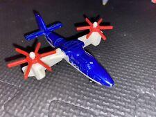 Matchbox Tilt Wing II Diecast Toy Aircraft 2011 Mattel SB101 Osprey Inspired