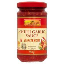Lee Kum Kee Chilli & Garlic Sauce (190g)