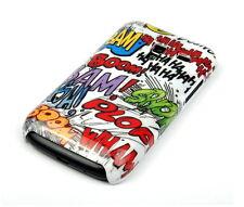 Schutzhülle f Samsung Galaxy Ace plus + S7500 Tasche Case Comic lustig boom