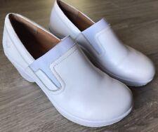 Nurse Mates Briley Women US Size 10M White Nursing & Medical Shoe Pillowtop